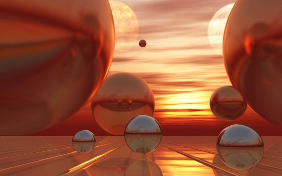 Reflections From The Spheres Beyond by MarcosAlipio