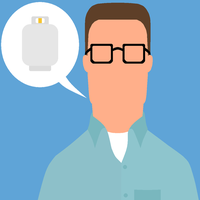 I Sell Propane and Propane Accessories by saffronpanther