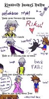Kingdom Hearts Meme by oofuchibioo