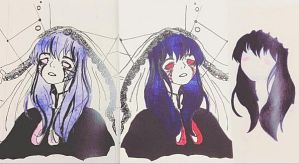 Homura Witch Transformation by XDElisabeth69