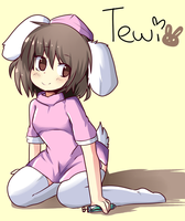 Tewi by MagicalChan