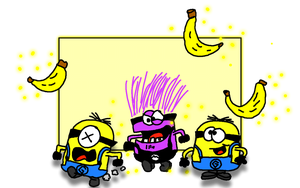 Window to Reality (Minions Version) by AngryBirdsStuff