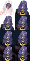 Making of Tali by Revenia
