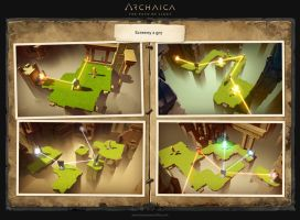 Archaica: The Path of Light - artbook (PL) str 07 by MarcinTurecki