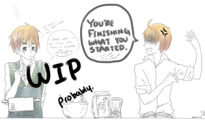 WIP APH by VocaloidRinLen