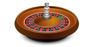 Random Roulette Table Wheel by DXC381