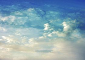 sky texture1 by honey-stock