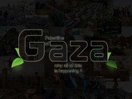 Gaza Of Palestine by DuroArt