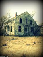 Old House by Tao2Eden