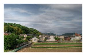 Himeji HDR by dtownley1