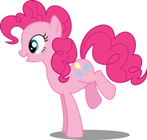 Vector #97 - Pinkie Pie #4 by DashieSparkle