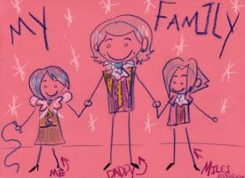 My Family By Franny by professorhojo