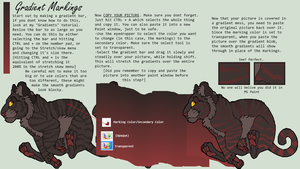 Paint Files: Gradient Markings by S-Nova