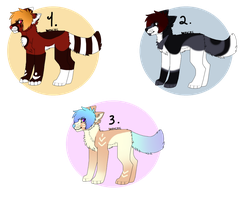 Point Adoptables - OPEN 2/3 - Prices lowered - by Ulti-Nations