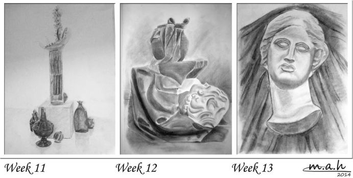Week 11-12-13 by S-M-A-H