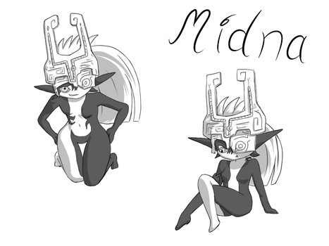 Midnas by Tauberpa