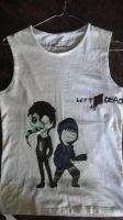 L4D Jack and Sarapen chibi version T-shirt by Kalix5