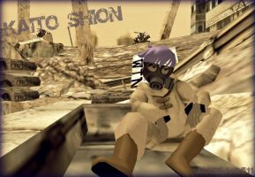 [MMD] Apocalypse Kaito +DL by Party-P