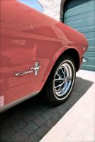 Ford Mustang '67 by ART-FREElance