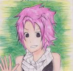 Natsu Dragneel Fary Tail by IzunaFanGirl