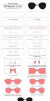 Dave's Shades Diagrams by OrigamiPhoenix