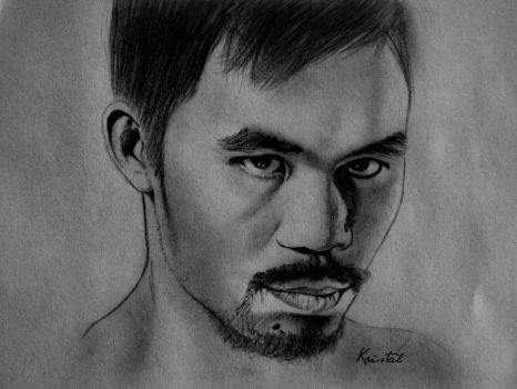 Manny Pacquiao by kgpanelo