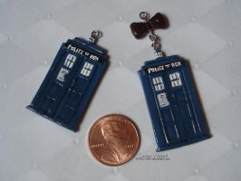 Double TARDIS by candymonsters