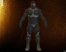 NANOSUIT [CRYSIS3] by Goreface13