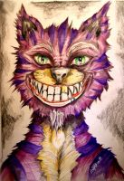Cheshire Cat_First Edition by The-true-MaCK