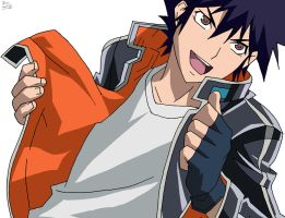Air Gear - Ikki by Suuki162006