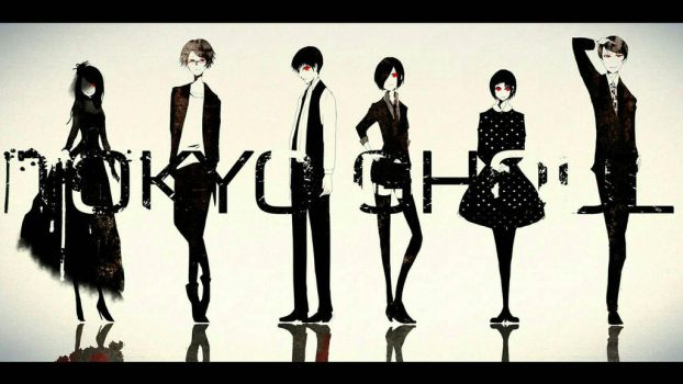 Tokyo Ghoul by Monimo5573
