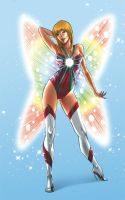 light Fairy by Yleniadn86