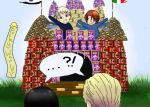 Pocky Castle by Lady-Corbeau