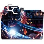Guilty Crown Icon by KSan23