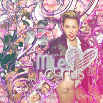 +FU Miley Cyrus by dinaedittions