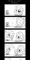 Random Comic #2 - The Great and Powerful Surprise by Dori-to