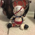 bioshock big daddy doll :P by nikianime
