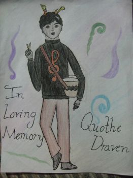 Quothe Draven by JayJeeArr