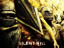 Silent Hill movie by ARILOGAN