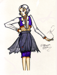 1920s Dandy Girl by MsJaye