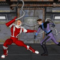 Omega Red vs Gravnos by ProphetX