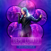 Demi Lovato PNG Pack by BitchesImAwesome
