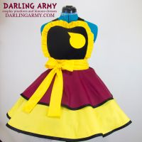 Soul Eater Evans -Soul Eater- Cosplay Pinafore by DarlingArmy