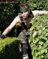 Naked Snake - Stealth Master by TPJerematic