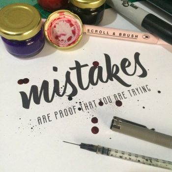Mistakes by johnmisael
