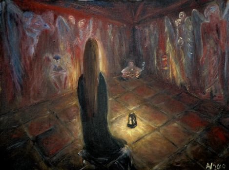 Earthsea: The Painted Room by Starsong-Studio