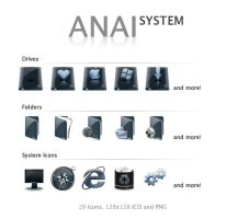 Anai System Iconset by Nymite