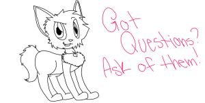 Questions anyone? by CutieKittytTheArtist