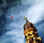 Red baloon by Writto