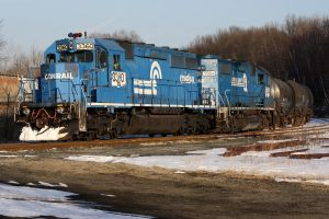 NS H65 with a Pair of Blues by Kaback9